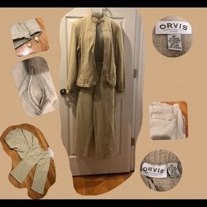 Orvis The Ultimate Travel 2 piece suit